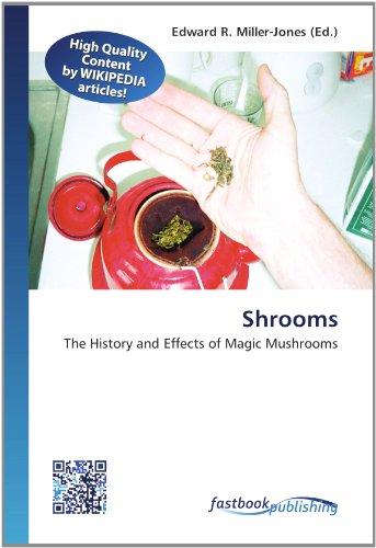 Shrooms: Edward R. Miller-Jones
