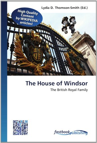 The House of Windsor: Lydia D. Thomson-Smith
