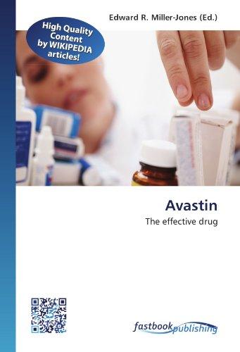 9786130132828: Avastin: The effective drug