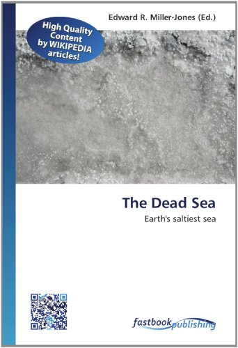 The Dead Sea: Earth s saltiest sea (Paperback)