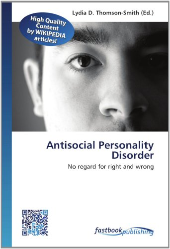 9786130136239: Antisocial Personality Disorder: No regard for right and wrong