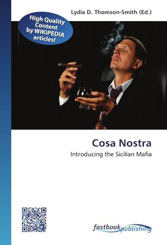 Cosa Nostra: Introducing the Sicilian Mafia (Paperback)