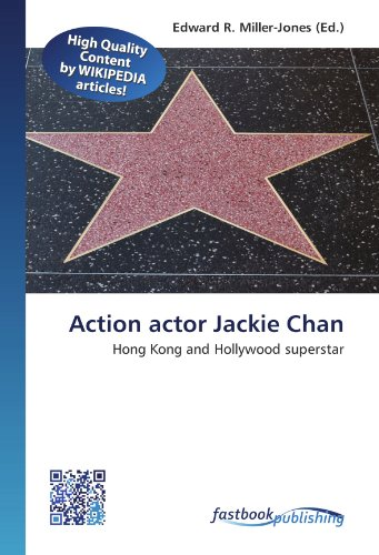 Action actor Jackie Chan: Hong Kong and Hollywood superstar (Paperback)