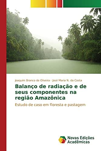 Balanço de radiação e de seus componentes: Branco de Oliveira,