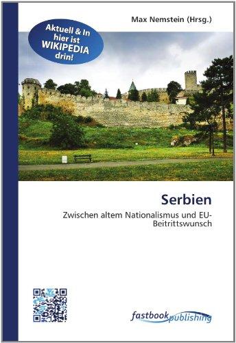Serbien: Zwischen altem Nationalismus und EU-Beitrittswunsch (Paperback)