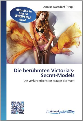 Die berühmten Victoria's-Secret-Models: Annika Darsdorf