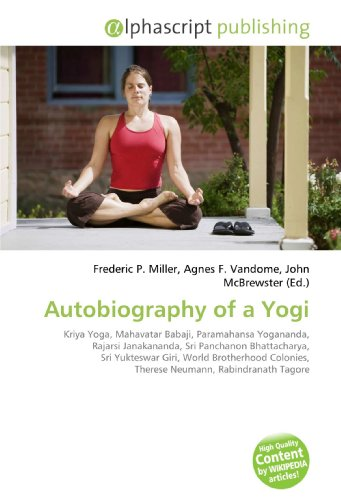 Autobiography of a Yogi: Frederic P. Miller