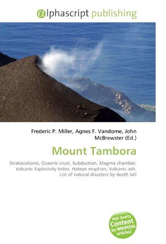 Mount Tambora: Frederic P. Miller