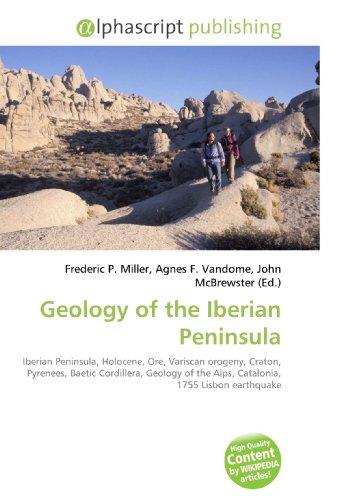 9786130238766: geology of the iberian peninsula