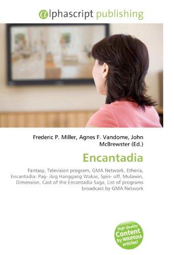 9786130242657: Encantadia: Fantasy, Television program, GMA