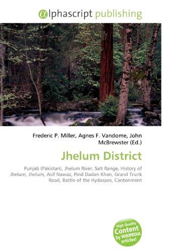Jhelum District: Frederic P. Miller