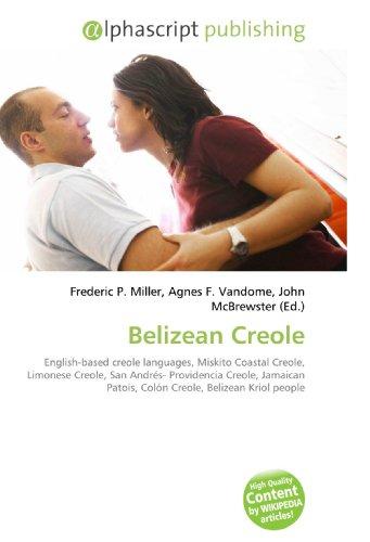 Belizean Creole: Frederic P. Miller