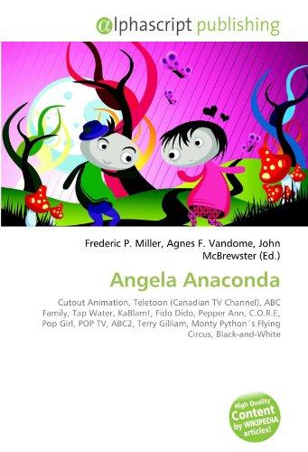 9786130282042: Angela Anaconda: Cutout Animation, Teletoon