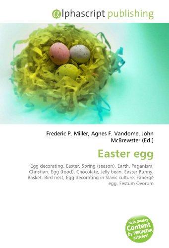 Easter egg: Frederic P. Miller