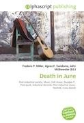 9786130290641: Death in June