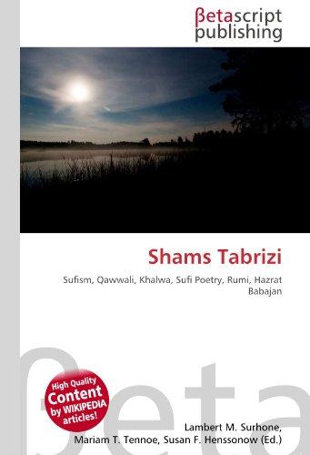 9786130330743: Shams Tabrizi