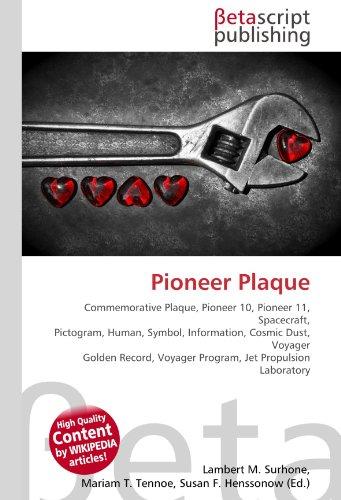 Pioneer Plaque: Lambert M. Surhone