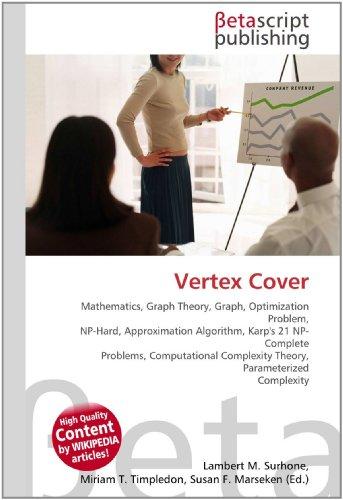 9786130356521: Vertex Cover