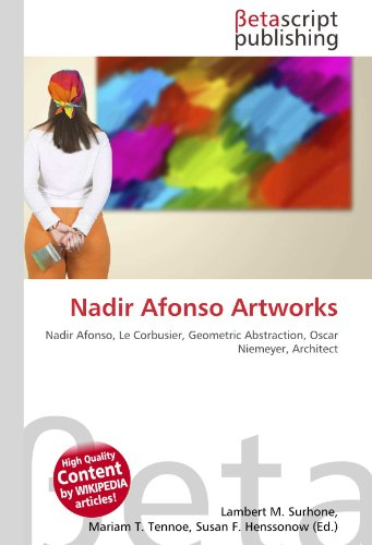 9786130369279: Nadir Afonso Artworks