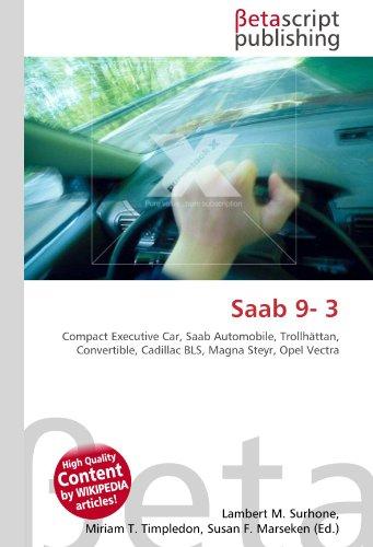 9786130372668: SAAB 9- 3