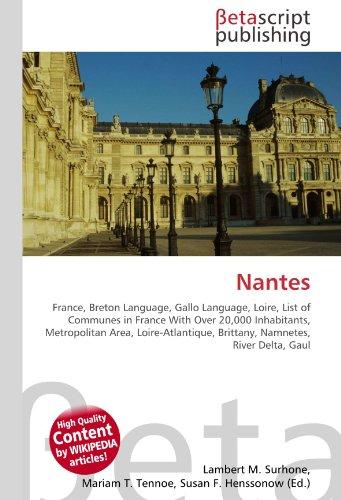 Nantes: Lambert M. Surhone
