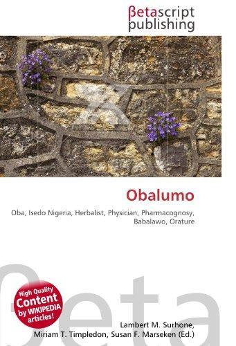 9786130382834: Obalumo