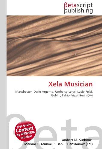 9786130408831: Xela Musician