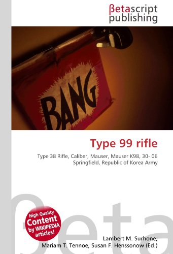 9786130451912: Type 99 Rifle