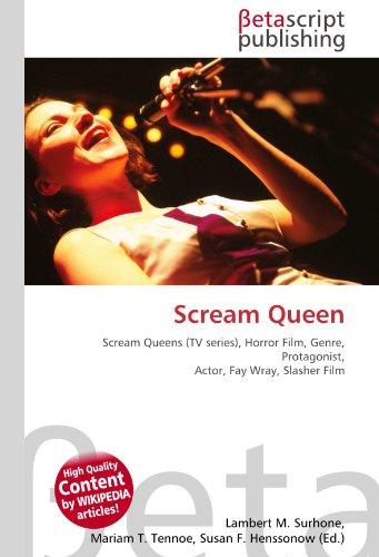 9786130510718: Scream Queen