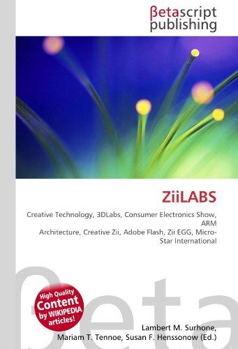9786130522797: Ziilabs