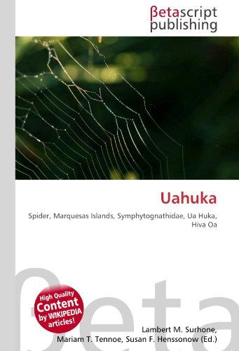 9786130526887: Uahuka: Spider, Marquesas Islands, Symphytognathidae, Ua Huka, Hiva Oa