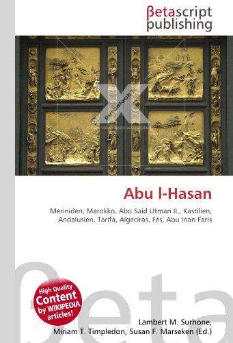 9786130535100: Abu L-Hasan