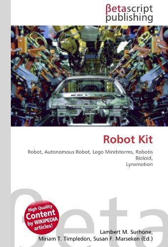9786130539580: Robot Kit