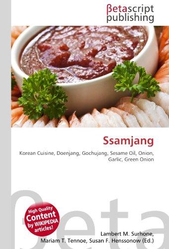 9786130544485: Ssamjang