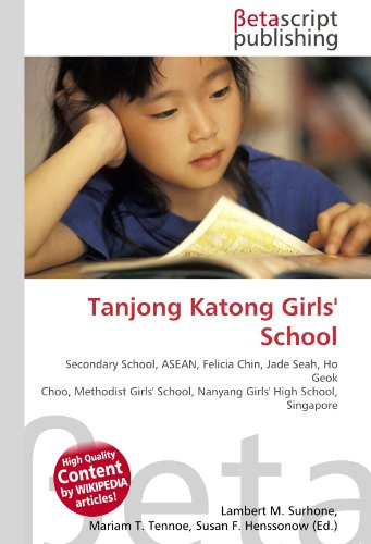 9786130548650: Tanjong Katong Girls' School
