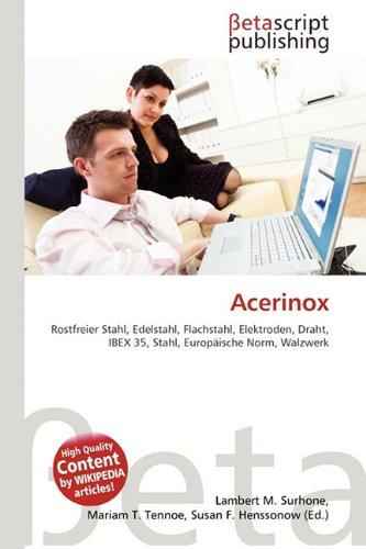 9786130594886: Acerinox