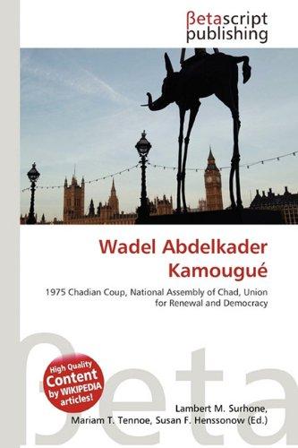 9786130595272: Wadel Abdelkader Kamougu