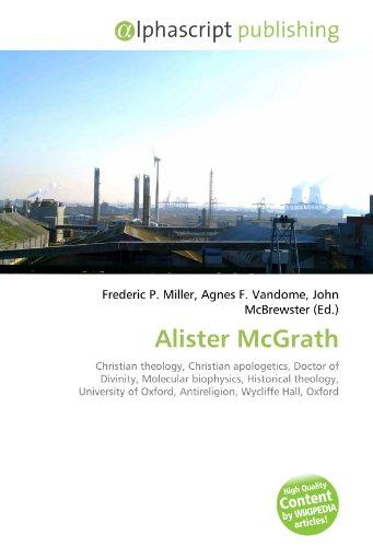 9786130617622: Alister McGrath