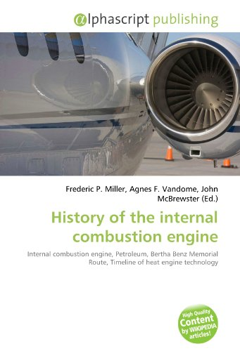 History of the internal combustion engine: Frederic P. Miller
