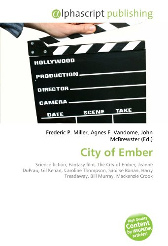 9786130628901: City of Ember