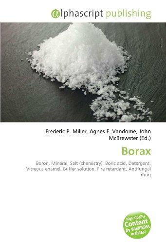 9786130636142: Borax