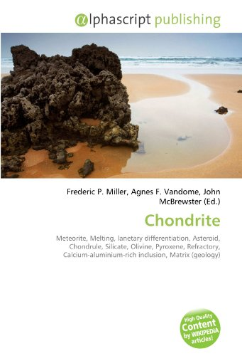 9786130639334: Chondrite