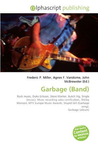 9786130646141: Garbage (Band)