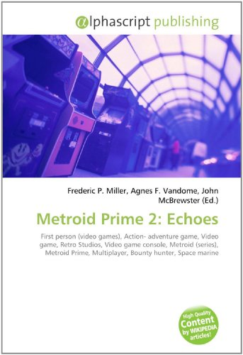 Metroid Prime 2: Echoes: Frederic P. Miller