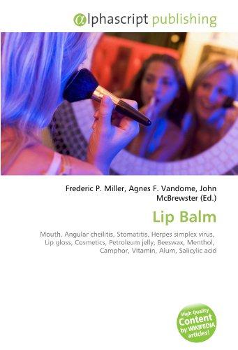 9786130660130: Lip Balm