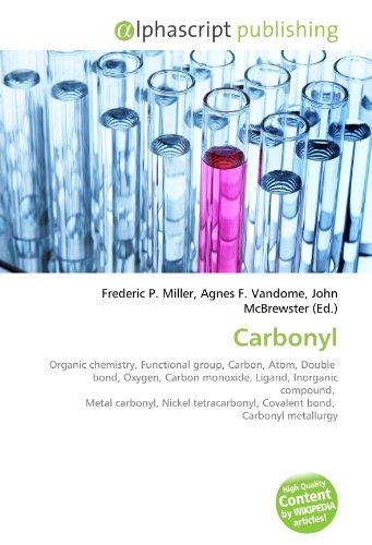 Carbonyl: Frederic P. Miller