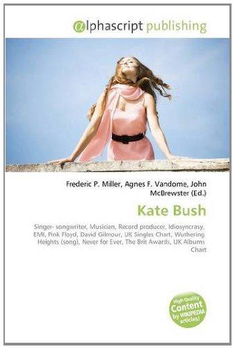 9786130678210: Kate Bush
