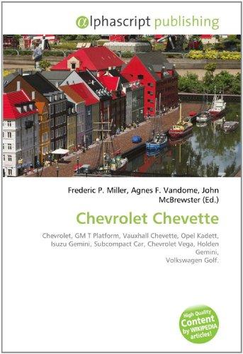 9786130683757: Chevrolet Chevette