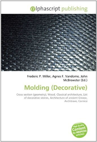 9786130683948: Molding (Decorative)
