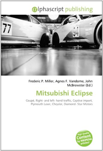 9786130684471: Mitsubishi Eclipse